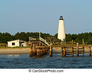 Georgetown Lighthouse - The historic Georgetown lighthouse...