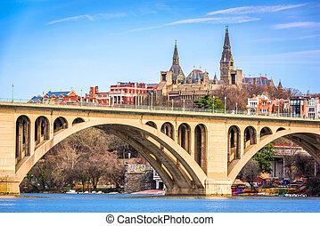 Georgetown, Washington DC, USA