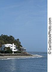 Georgia coast St Simons Island