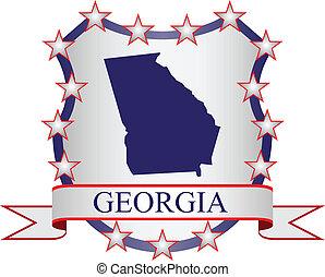 Georgia crest
