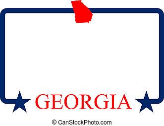 Georgia frame