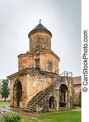 georgia, gelati, monasterio