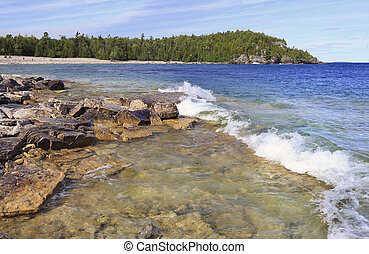 Georgian Bay, Lake Huron, Canada