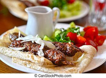 georgian, küche