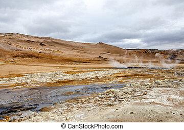 geotermico, paesaggio, iceland4