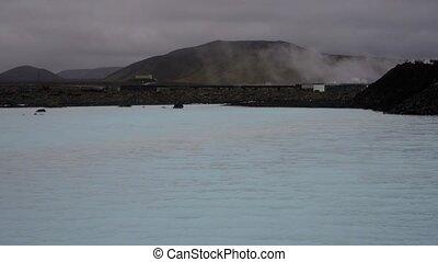 Geothermal complex Blue Lagoon, Geothermal energy source