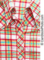 geprüften hemd