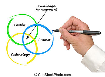 gerência, conhecimento