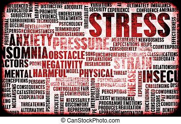 gerência stress