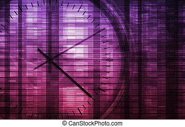 gerência, tempo