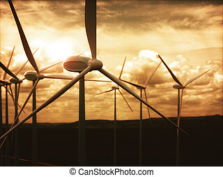 geração de energia, energia, fazendas, elétrico, vento