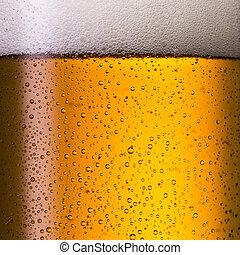 geramn, sör, cseppfolyósítás, hideg, savanyúcukorka