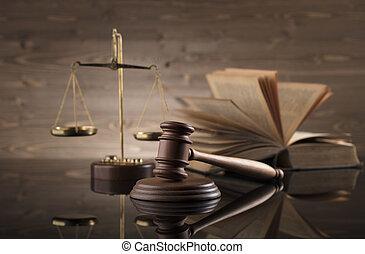 gerechtigkeit, thema, gesetz