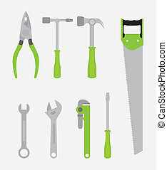 gereedschap, bouwsector