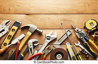 gereedschap, hand