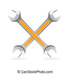 gereedschap, pictogram