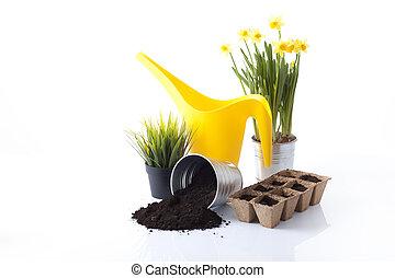gereedschap, tuin