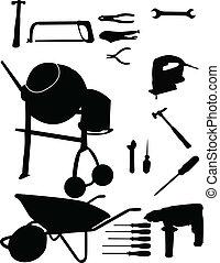 gereedschap, verzameling