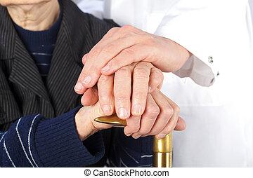 Geriatrics and elderly care - Comprehensive elderly medical...