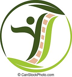 gerinc kezelése, és, akupunktúra