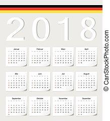 german holidays 2018