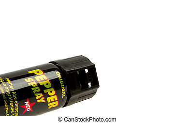 German can of pepper spray for self defense
