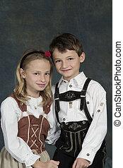 German Children