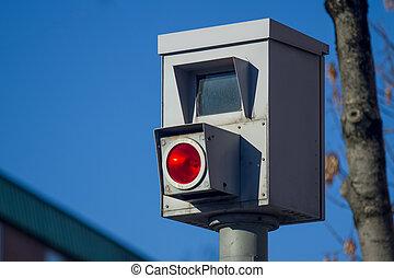 german city speed trap