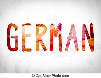 german concept colorful word art illustrations and clipart 21