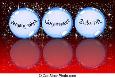 German Crystal Balls