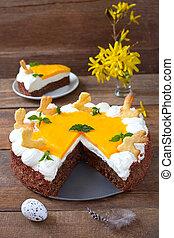 German Eierlikoer Cake