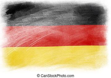 Im hintergrund deutsch