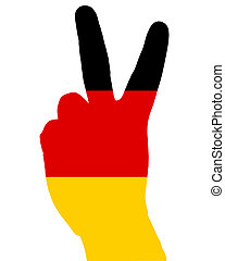 German hand signal