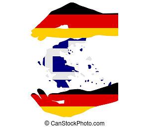 German Help for Greece