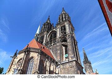 German landmarks - Meissen