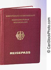 german passport 02