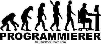 German programmer evolution