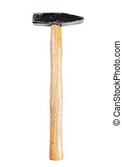 German style cross peen hammer known as Schlosserhammer in Germany
