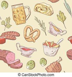 Sauerkraut Illustrations and Clip Art. 143 Sauerkraut ...