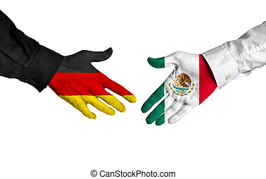Germany and Mexico deal agreement