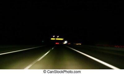 Germany Autobahn Timelapse 2