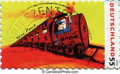 Pankow Special Tran - no panic