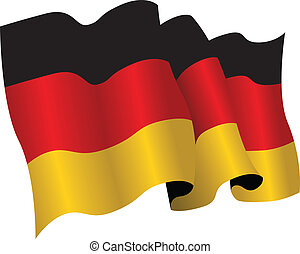 germany flag - national flag of germany