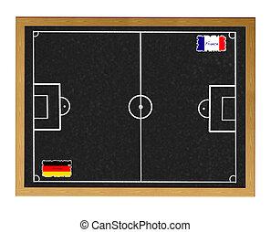 Germany - France.