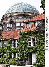 Germany, Hamburg University - Germany, Hamburg,