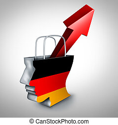 Germany Inflation - Germany inflation rise in a booming...