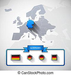 Germany info card