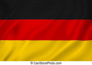 fahne deutschland rahmen deutsch illustriert rahmen stock illustrationen clipart. Black Bedroom Furniture Sets. Home Design Ideas