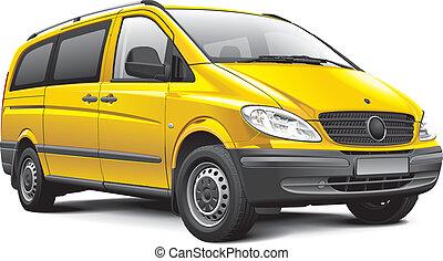 Germany light van