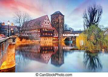 Germany - Nuremberg city
